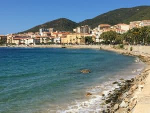 Ajaccio, Corsica..Messina