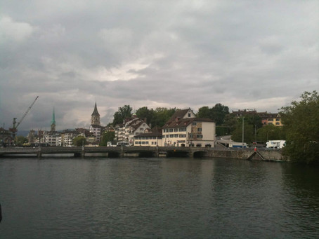 Zurich- the final destination