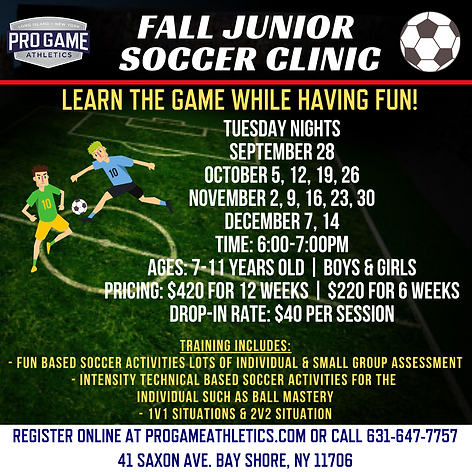 Fall Junior Soccer Clinic.png