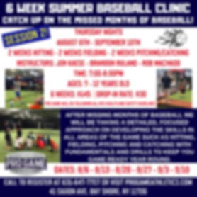 Summer Baseball Clinic - Session 2.png