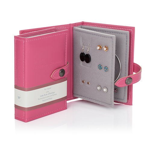 Little Little Book of Earrings - Pink