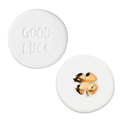 Good Luck Clover Pocket Companion