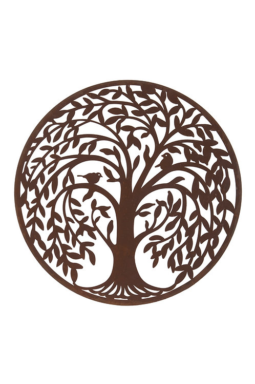 XL Swirl Tree Wall Plaque  IN STORE ONLY
