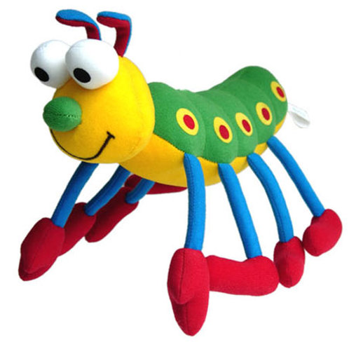 Bouncy Caterpillar