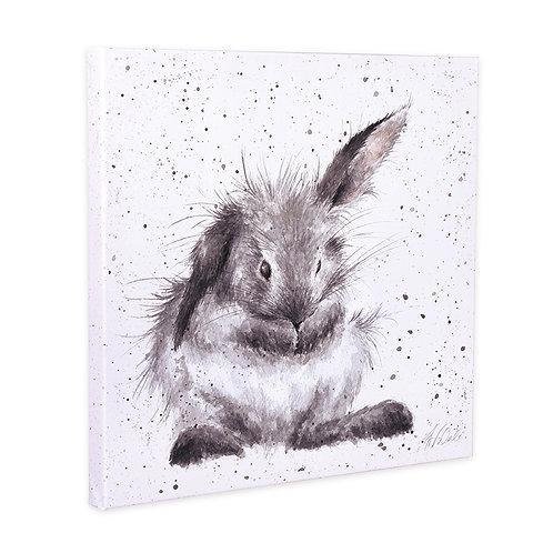 Bunny Wrendale Canvas Print