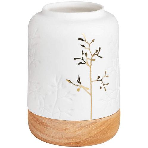 Gold Branch White Porcelain 'Light'
