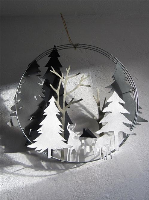 Winter Park Wreath
