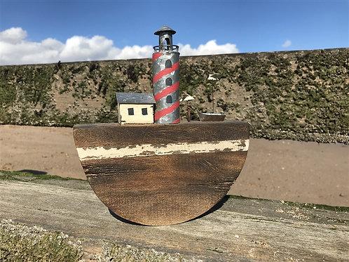 Rocking Lighthouse Decoration