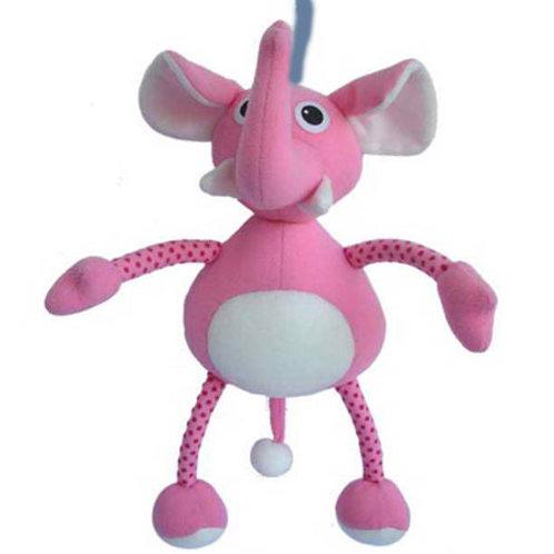 Bouncy Pink Elephant