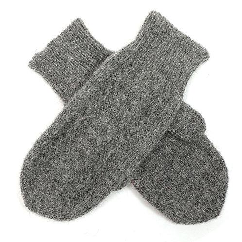 Mittens - Grey