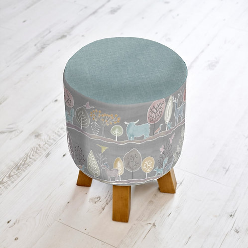 Ariundle Granite Footstool IN STORE ONLY