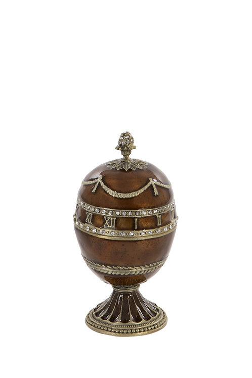 Trinket Box - Bronze Egg