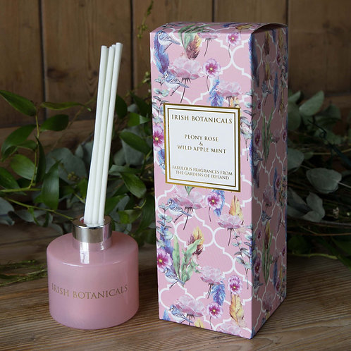 Diffuser - Peony and wild apple mint