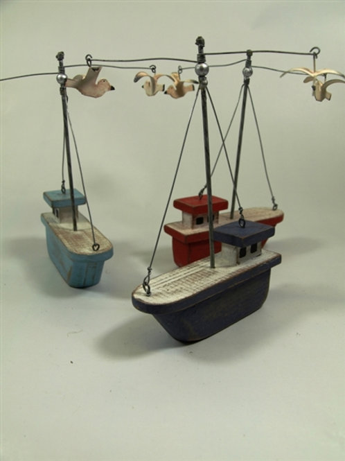 Kinetic Trawler - Navy Blue