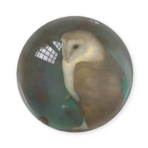 Jan Mankes, Owl - Paper Weight