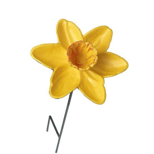 Daffodil Iron Birdfeeder IN STORE ONLY