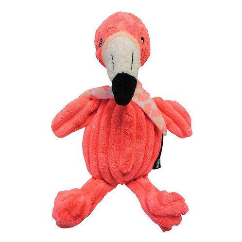 Small Flamingo Soft Toy