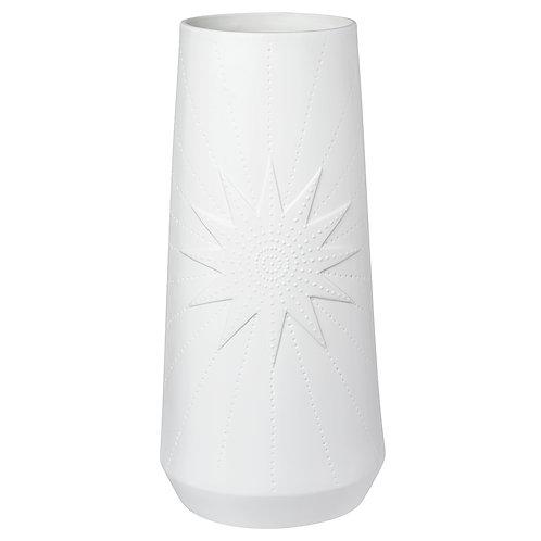 Northern Lights White Porcelain Plate