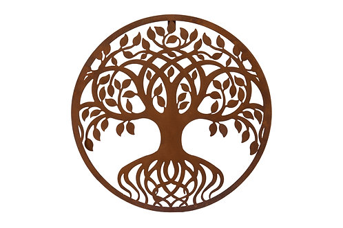 Tree of Life Wall art with roots IN STORE ONLY