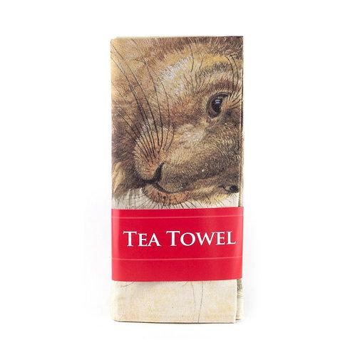 Dürer, Hare - Tea Towel