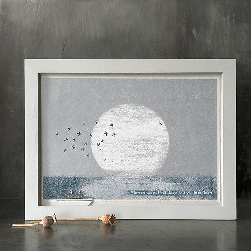 Skyscape Picture - Wherever You Go...