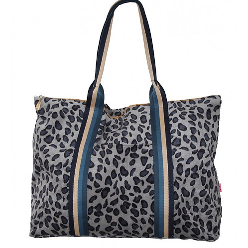 Large Weekend Bag - Leopoard