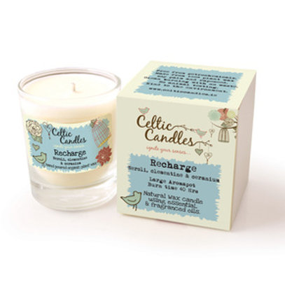9cl Celtic Candle - Recharge