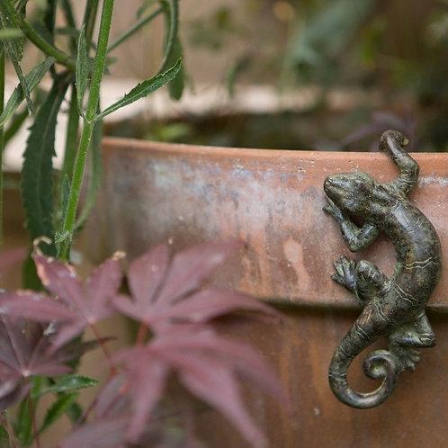Pot Hanger - Gecko