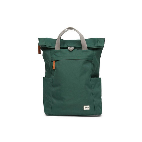Forest Green Medium Sustainable Backpack
