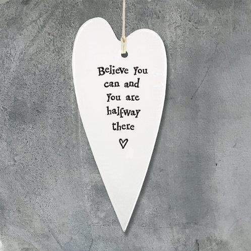 Porcelain Heart - Believe...