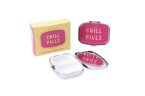 'Chill Pill' Pill Box