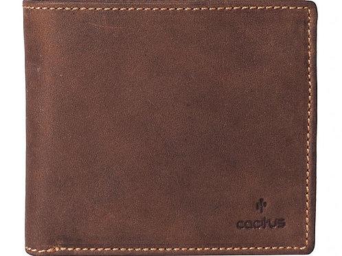 Cactus Basic Leather Wallet RFID