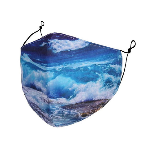 Face Mask  -Ocean