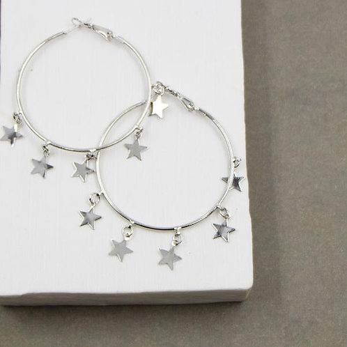 Star component hoops
