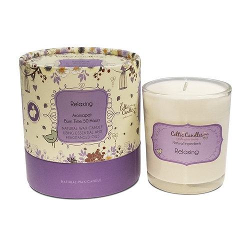 20cl Celtic Candle -Relaxing
