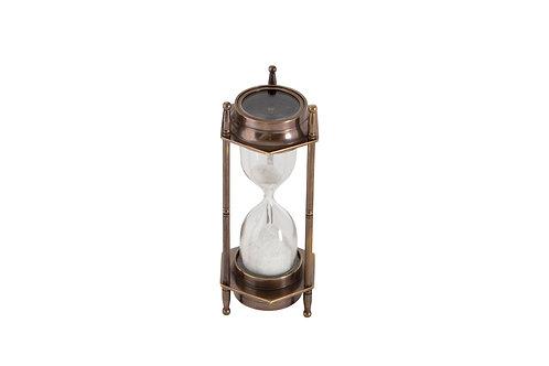 Vintage Style Compass Egg Timer