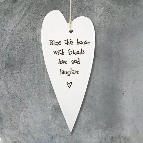 Porcelain Heart - Bless this heart