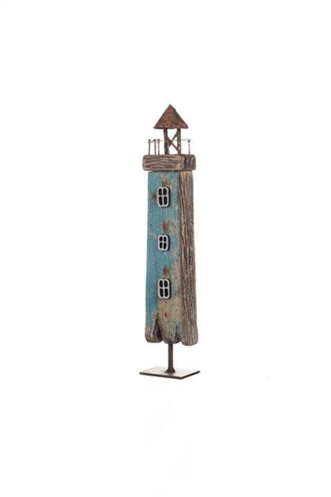 Bell Rock Wooden Lighthouse