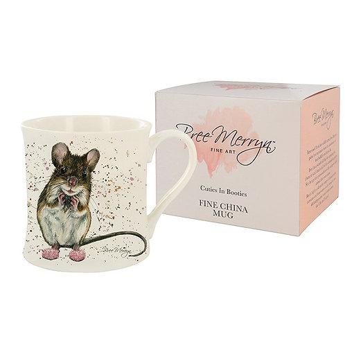 Fine China Mouse Mug