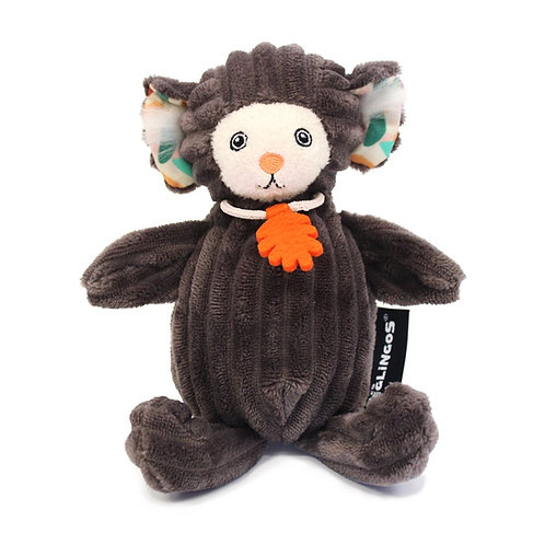 Small Kezakos the Marmoset Soft Toy