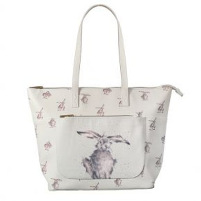 Hares Wrendale Tote Bag