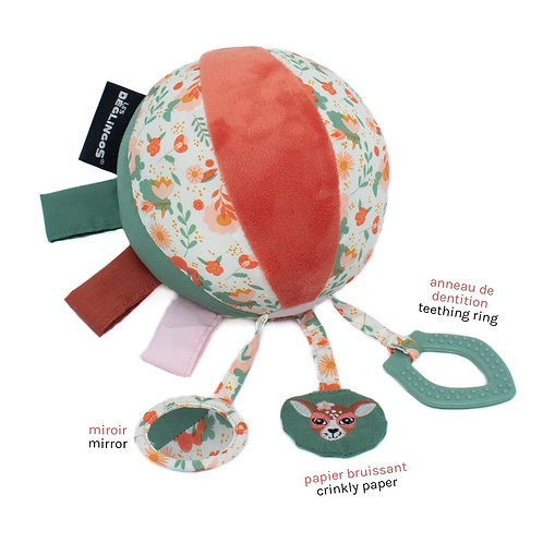 Activity ball Melimelos the deer