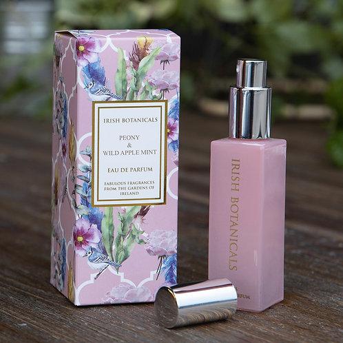 Handmade Perfume - Peony & Wild Apple Mint