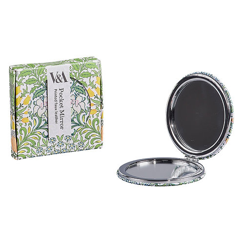 William Morris Compact Mirror - Garden
