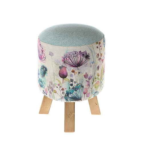 Voyage Footstool - Alnwick Garden IN STORE ONLY