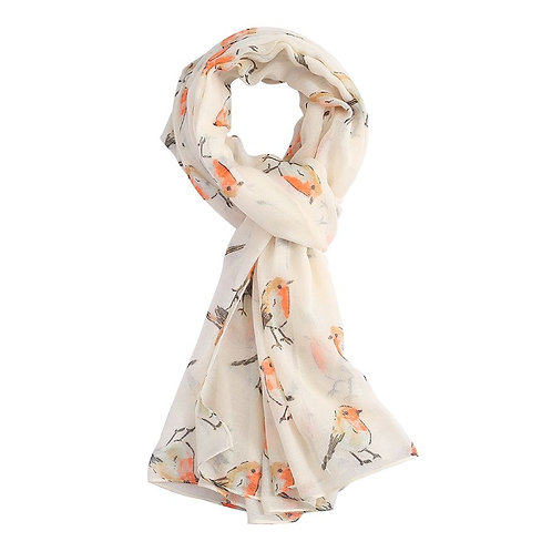 Robin Scarf - Cream