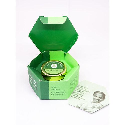 Mint- Last Forest Beeswax Lip Balm Dew Drop