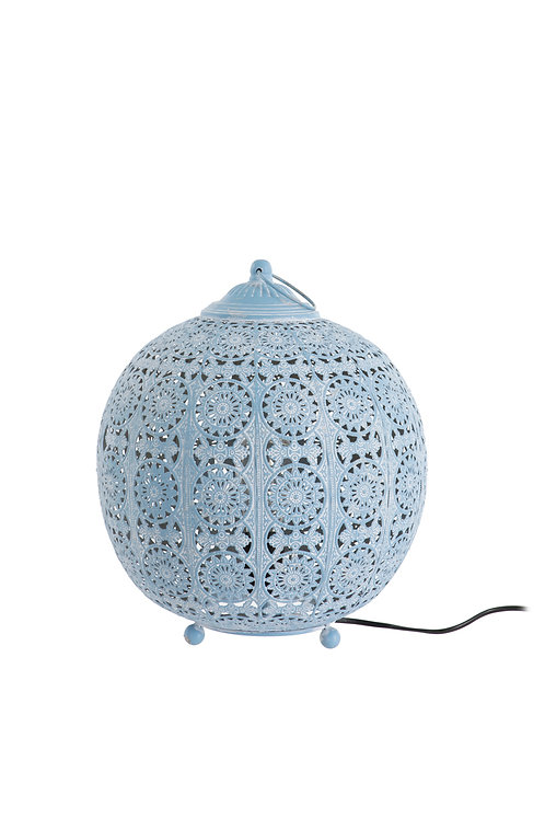 Amira Blue Lamp