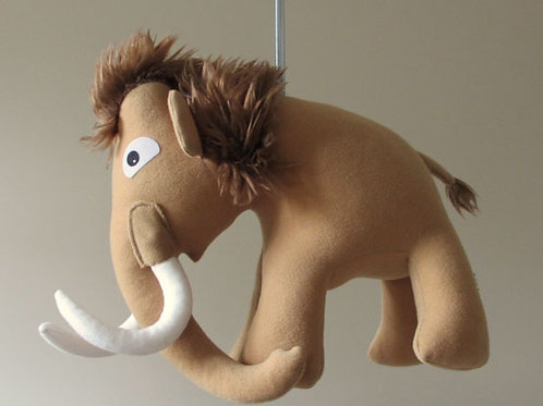 Bouncy Toy - Mammoth