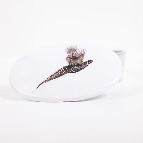 Pheasant Trinket Box